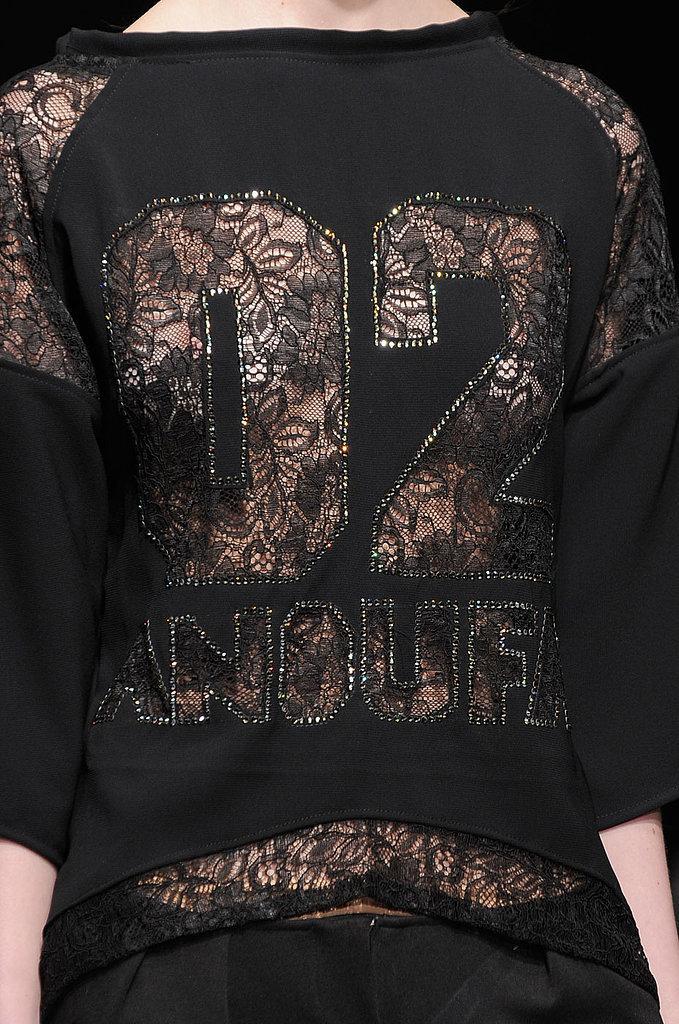 Maison Anoufa Haute Couture Spring 2014