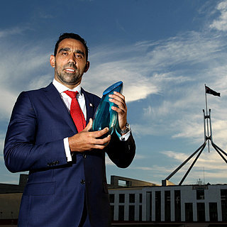 Why Adam Goodes Is The 2014 Australian Of The Year