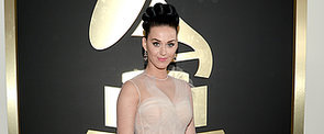Katy Perry Makes a Musical Entrance