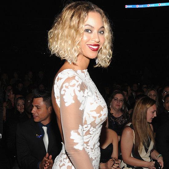 Beyonce's Dress at Grammys 2014