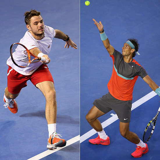 2014 Australian Open Men's Singles Final: Nadal Vs. Wawrinka