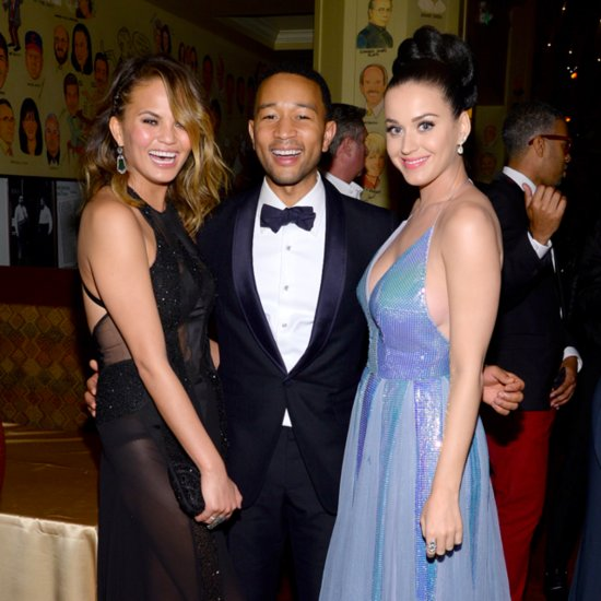 Celebrities Party at the 2014 Grammy Awards Afterparties
