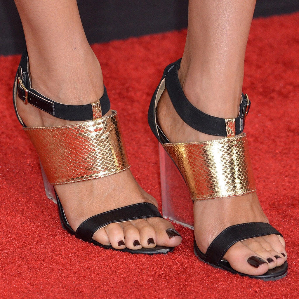 Red Carpet Shoes 2014