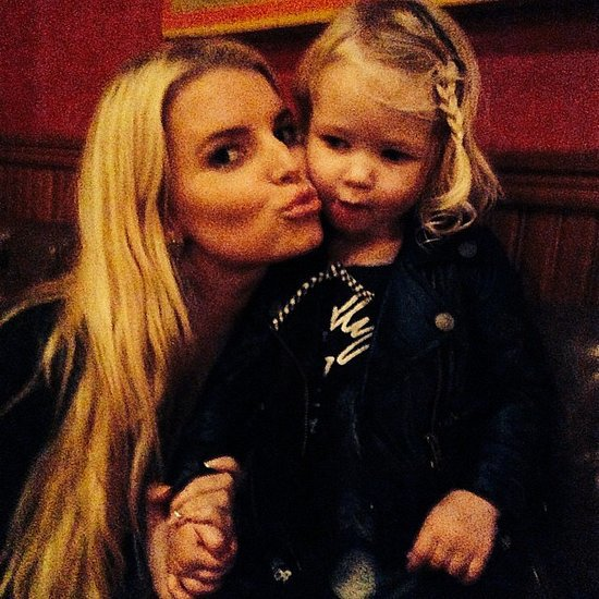 Jessica Simpson Shares Family Photos on Instagram