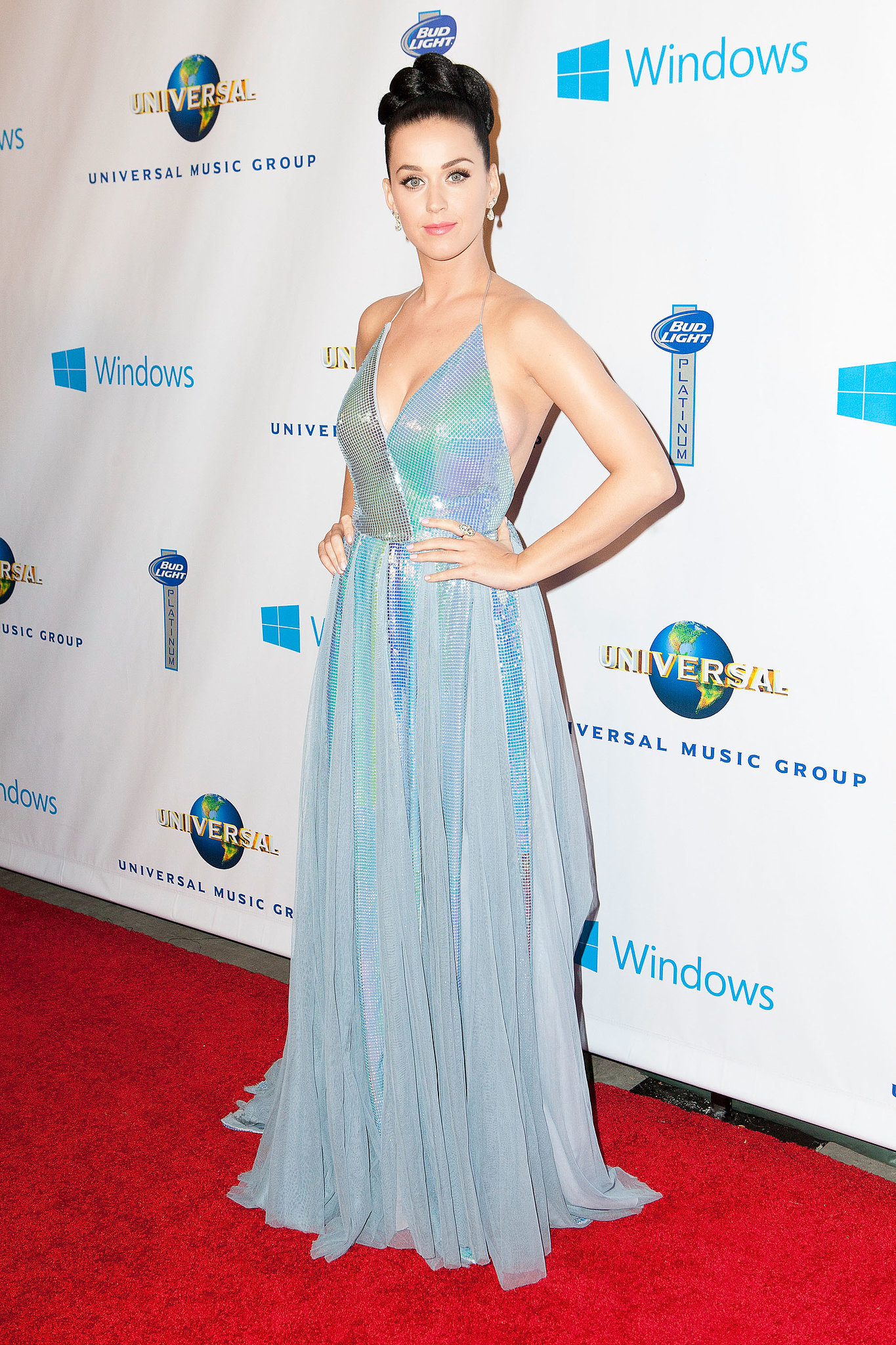 Katy Perry's Afterparty Look