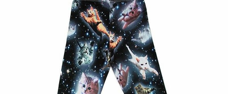 11 Cat Leggings You've Been Missing All Your Life