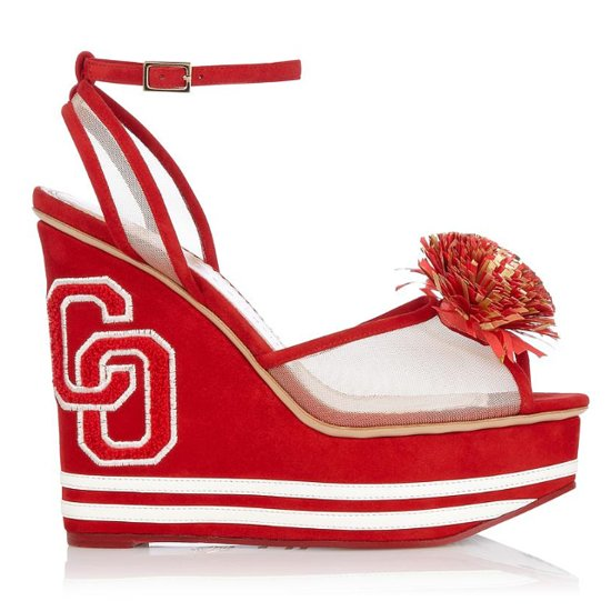 Charlotte Olympia Team Spirit Wedges   Review