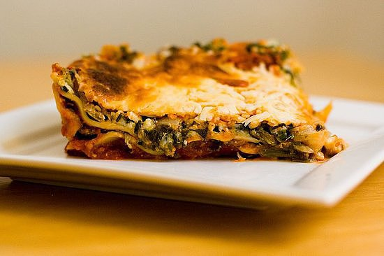 Four-Cheese Lasagna | 10 Chia Seed Recipes For Weight Loss | POPSUGAR ...