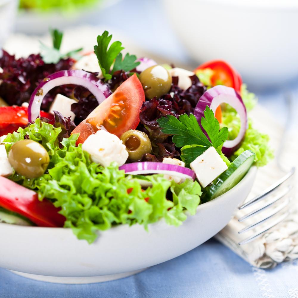 Calories in Popular Salad  Salad