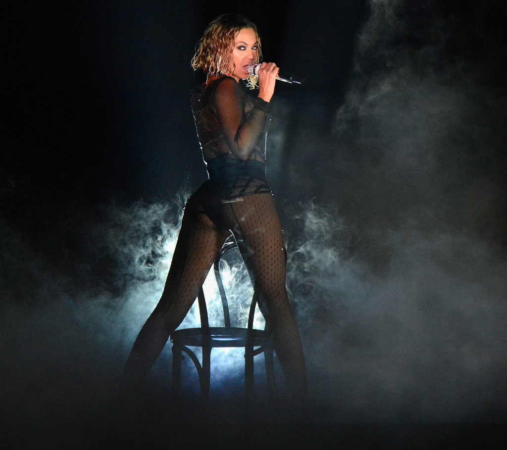 "Beyoncé brought down the house at the Grammys when she performed ""Drunk in Love."""