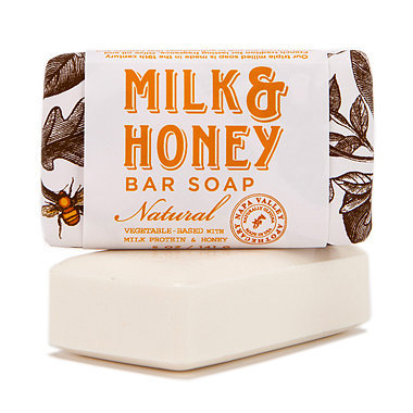 Olivina Milk and Honey Bar Soap Review