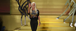 It's Donatella Versace's World; We're Just Living in It!