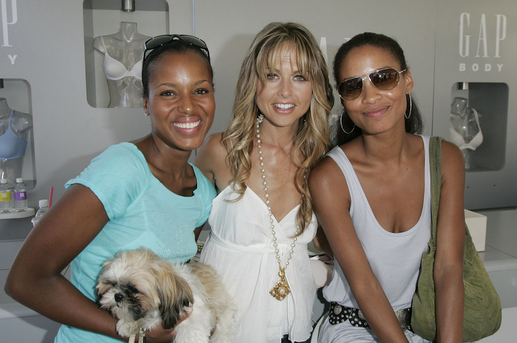 She and Her Pup Love Rachel Zoe and Joy Bryant
