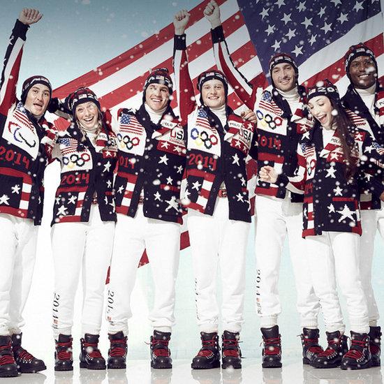 2014 Winter Olympics Uniforms | Video
