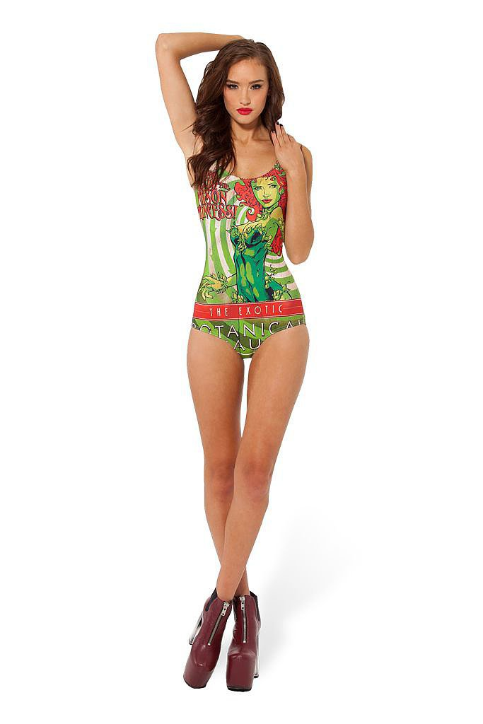 Poison Ivy swimsuit ($87)
