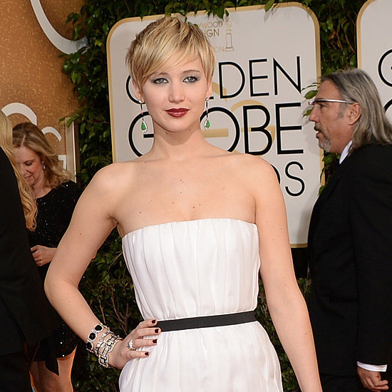 Dior and Jennifer Lawrence