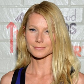 Gwyneth Paltrow's Wavy Hair at Reese Witherspoon Event