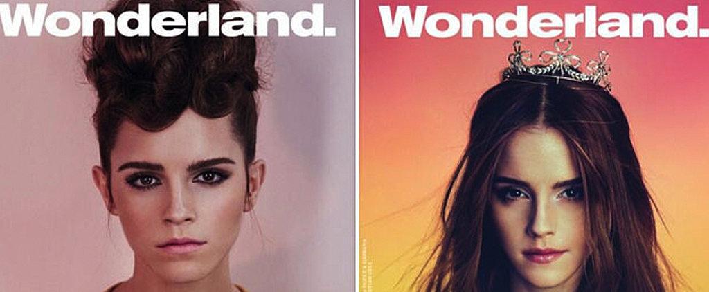 Is Emma Watson the Next Big Fashion Editor?