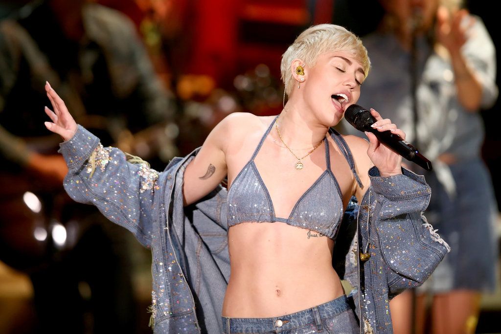 Miley Cyrus And Madonna Perform On MTV Unplugged Together ...