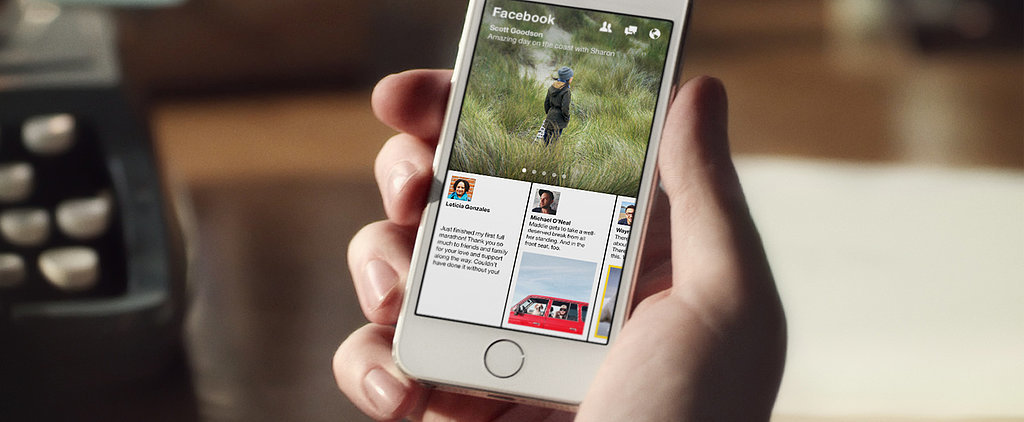 Facebook Paper For iOS Is Available Today