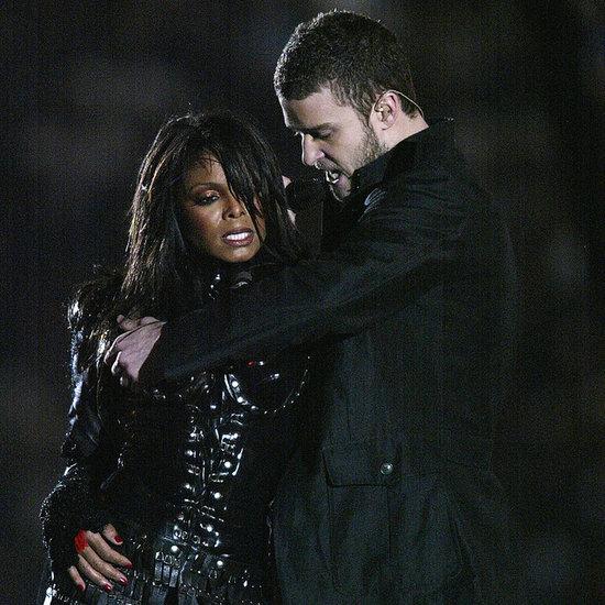 Justin Timberlake Janet Jackson Super Bowl Boob Pictures