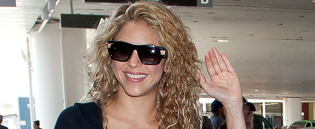 How Stellar Songstress Shakira Stays Healthy and Fit