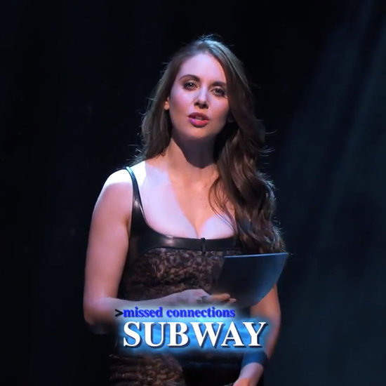 Jimmy Kimmel and Alison Brie Read Missed Connections