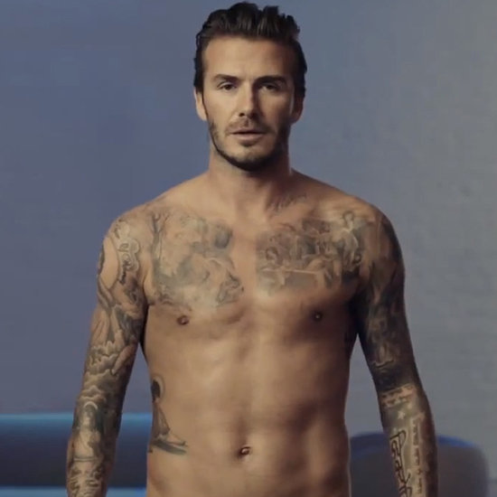 David Beckham's H&M Super Bowl Commercial
