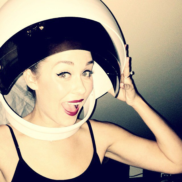 LC got out of this world for Halloween 2013. Source: Instagram user laurenconrad