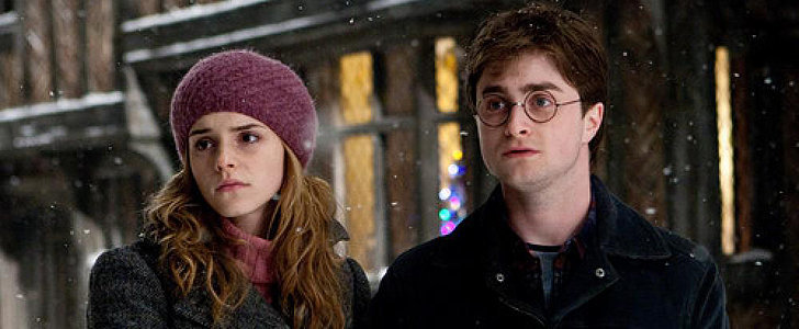 Should Hermione and Harry Have Ended Up Together?