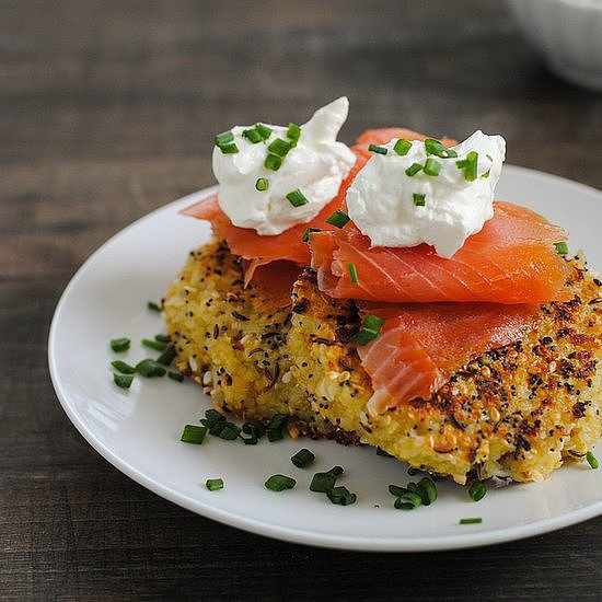 Everything Bagel Quinoa Cakes Recipe