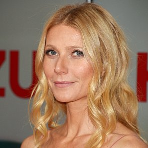 Gwyneth Paltrow's Curly Hair at Golden Camera Awards Berlin