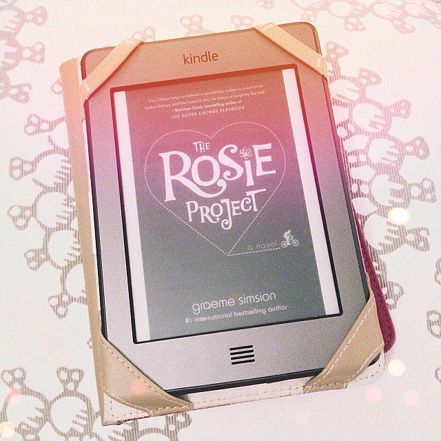 The Rosie Project was an absolute delight to read! Hilarious and sweet.