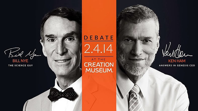 The #CreationDebate