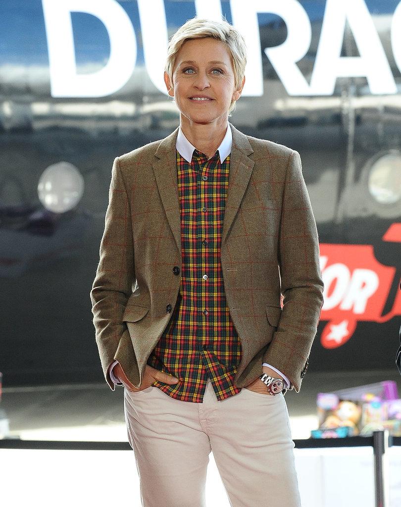 Ellen DeGeneres, 56