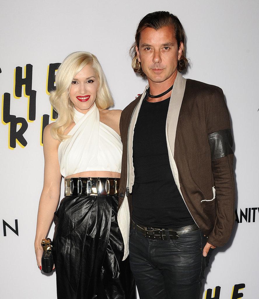Gwen Stefani, 44, and Gavin Rossdale, 48