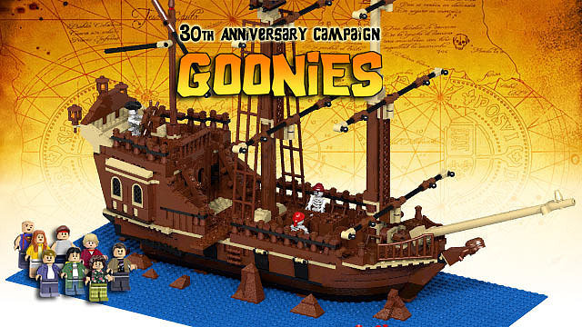 The Goonies 30th Anniversary: The Inferno