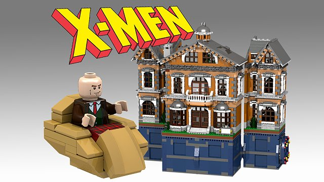 X-Men: X-Mansion