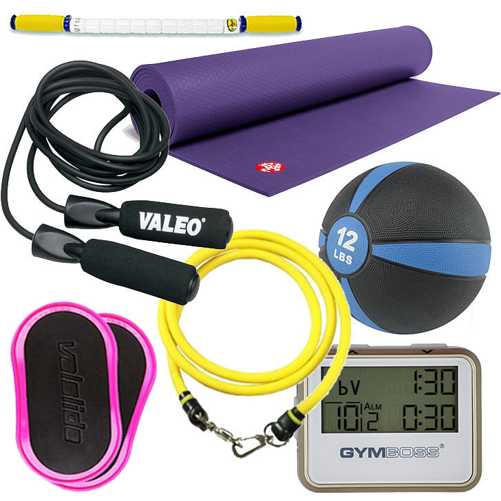 Home gym essentials popsugar fitness