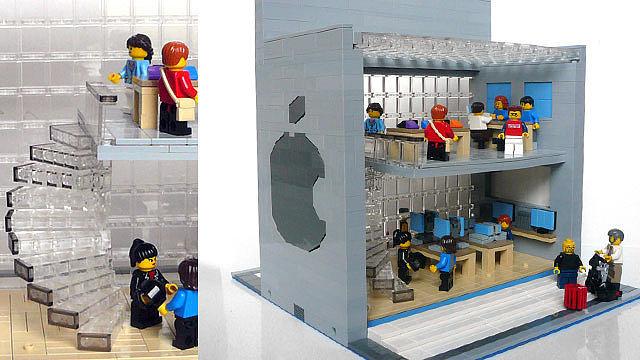 Source: Lego Cuusoo user gotoandbuild