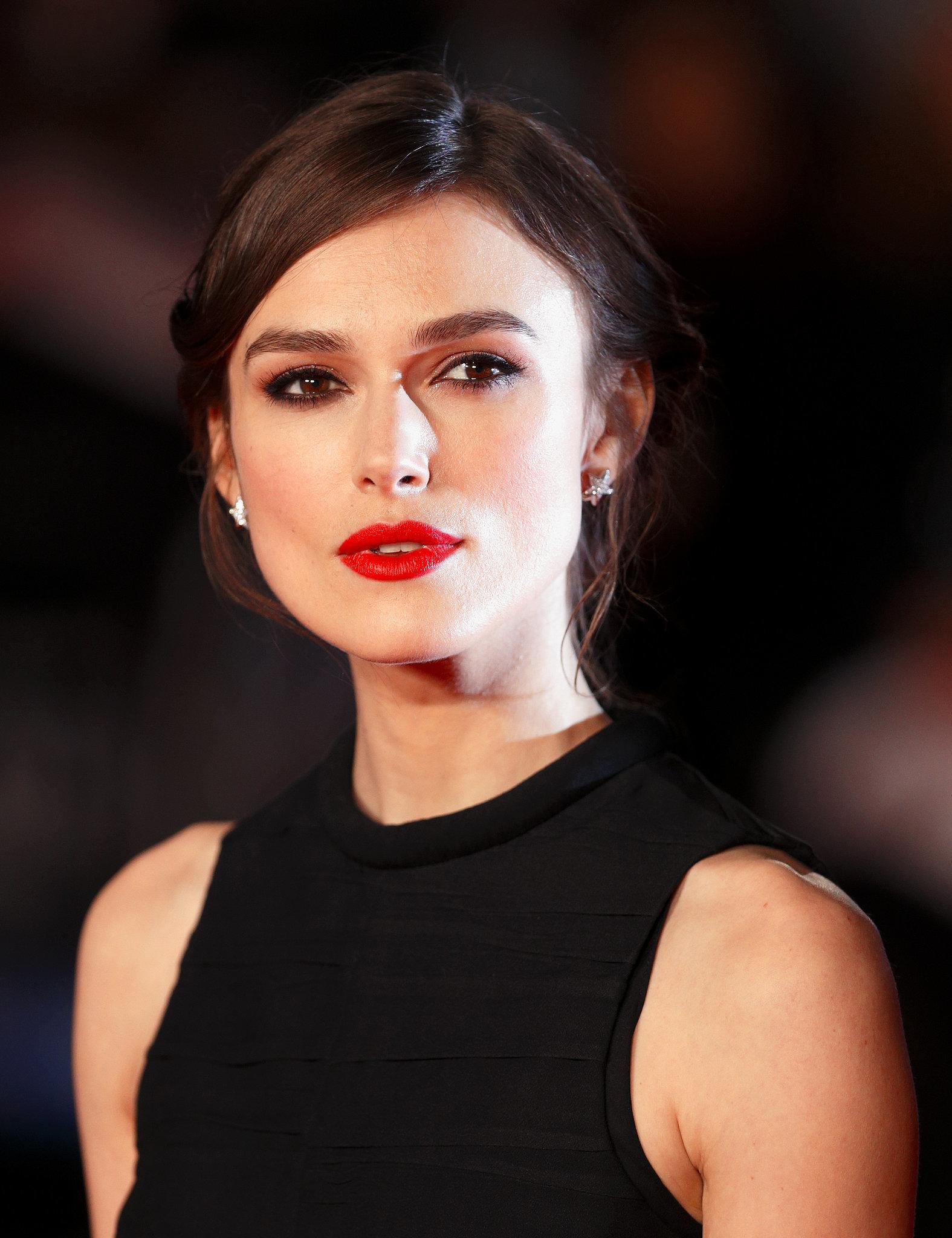 A Classic Red Lip