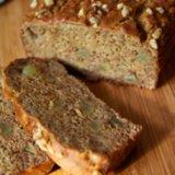 Easy And Healthy Vegan Banana Apple Chunk Bread Recipe