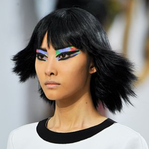 The Best Runway Hair and Makeup Looks
