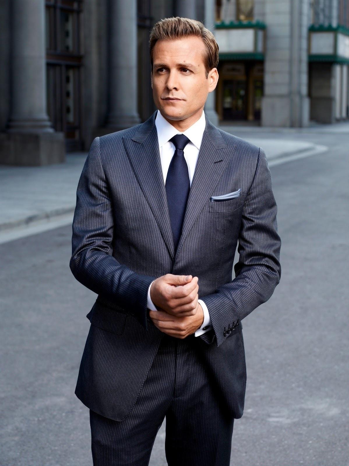 Harvey, Suits