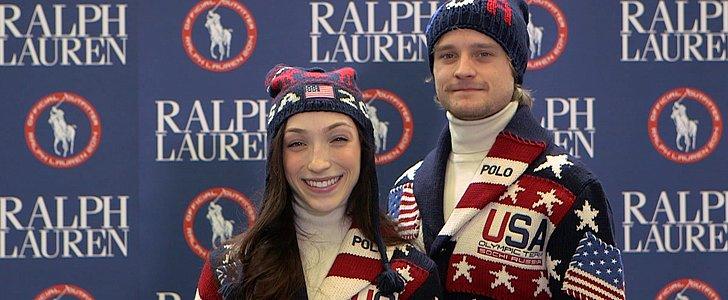 Watch Ralph Lauren Dress the Olympians