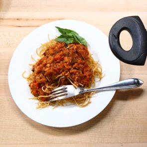 Olivia Wilde's Vegan Bolognese Sauce