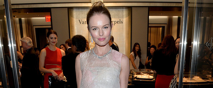 Ice Ice Baby: Kate Bosworth's Look Just Gave Us Chills