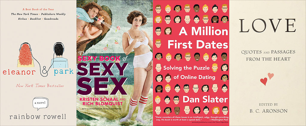 Books to Give Your Friends or Lovers This Valentine's Day