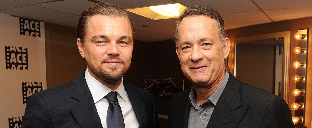 At Last! Leonardo and Tom Reignite Their Bromance