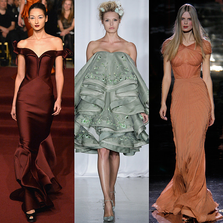Ride the Curves Down Zac Posen's Memory Lane